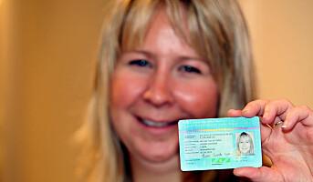 Problemer med ID-kort er nå løst