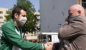 Ta forholdsregler mot svineinfluensa