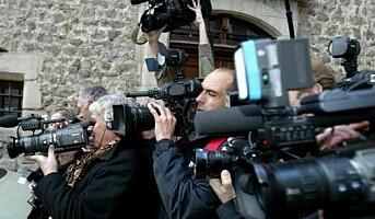 Få journalister anmelder trusler