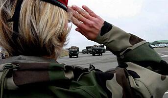 Kvinner i Forsvaret trakasseres