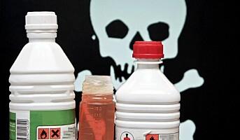 Nye regler for farlige stoffer