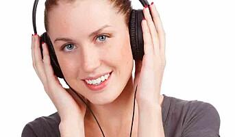 Bekjemper stress med musikkterapi