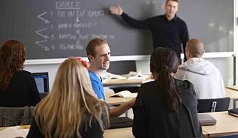 Lærer for lite om arbeidsmiljø
