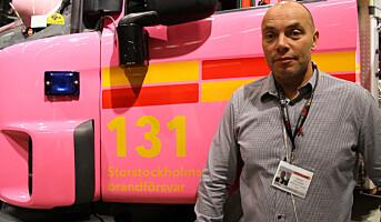 Tre av ni på brannmannslaget rammet av kreft