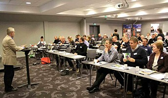 HMS forum 2012 i Kristiansand