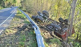 Færre dødsulykker i landbruket