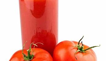 Stress ned med tomater