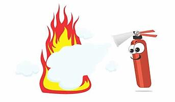 Bli med på Nasjonal brannøvelse