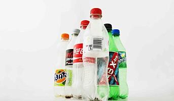 Nye og miljøvennlige panteflasker