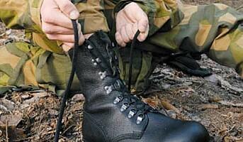 Alfa leverer nye støvler til Sivilforsvaret