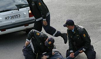 Lavt sykefravær og få skader i politiet