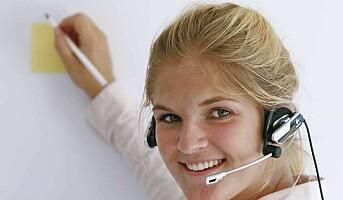 Unge uinteressert i arbeidsmiljøet