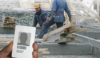 Nå kommer id-kortet i byggbransjen