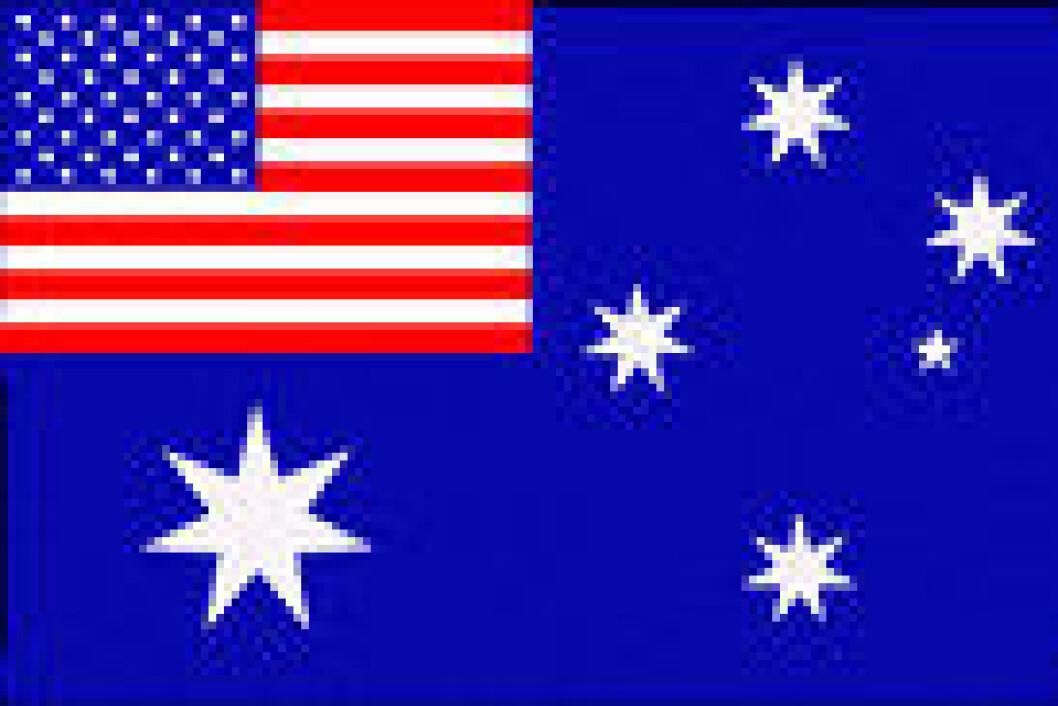Australsk flagg