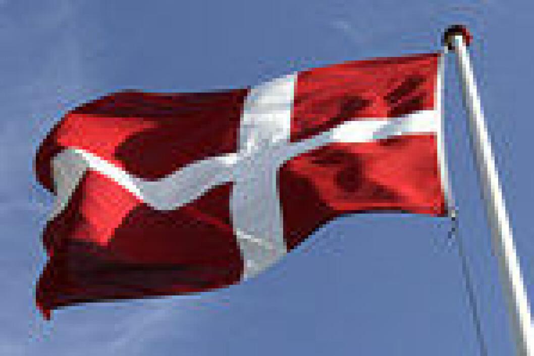 Dansk flagg cb602140
