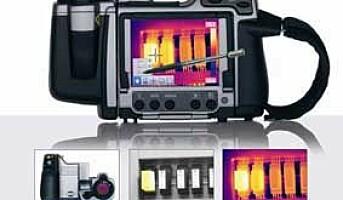 Ny generasjon infrarøde kamera