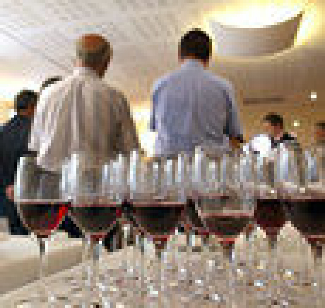 Drikking på jobben cb580282