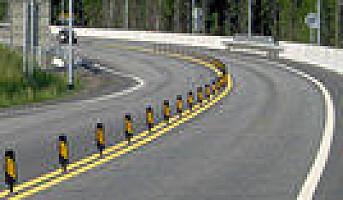 Lettmontert midtskille kan redde liv i trafikken