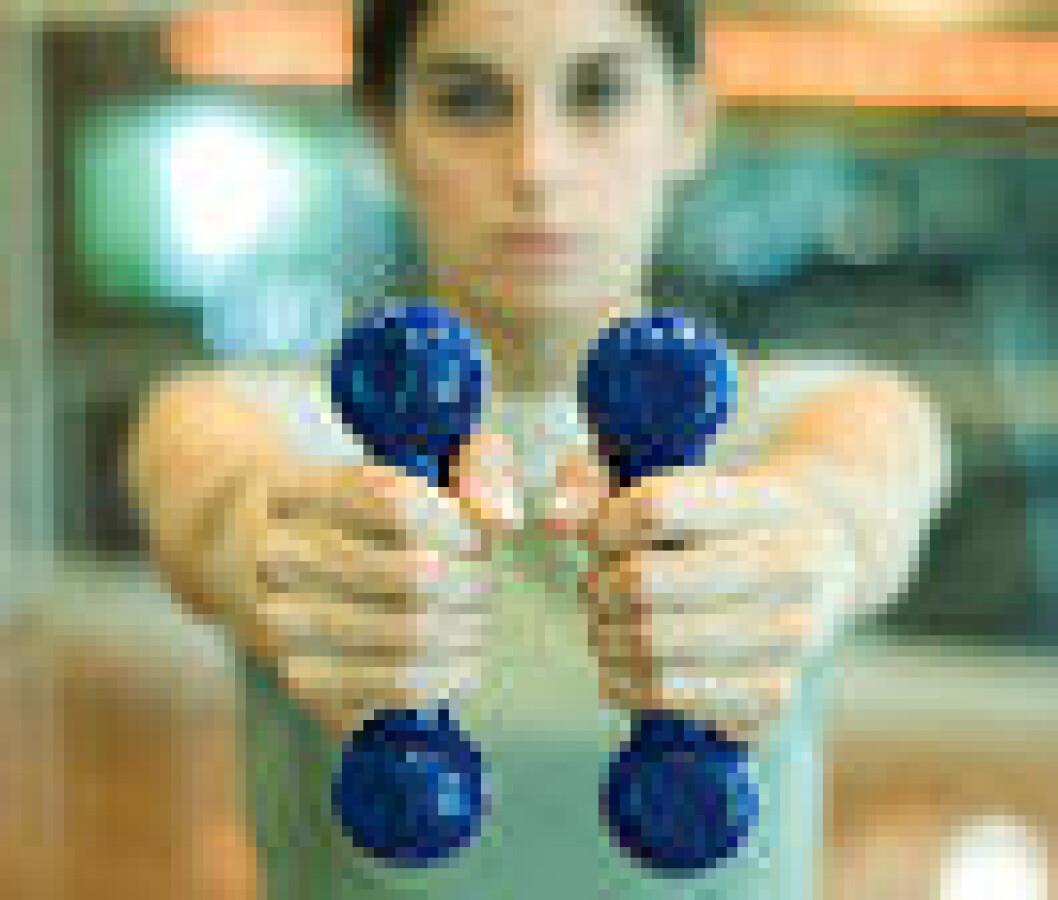 Trening kvinne cb860623