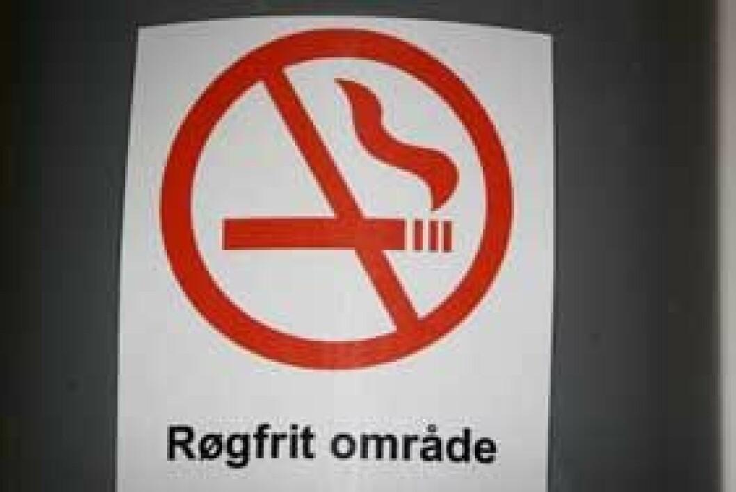 Dansk røykelov 2
