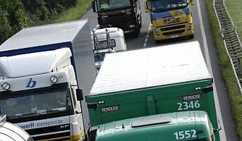 Nye regler for kjøre- og hviletid