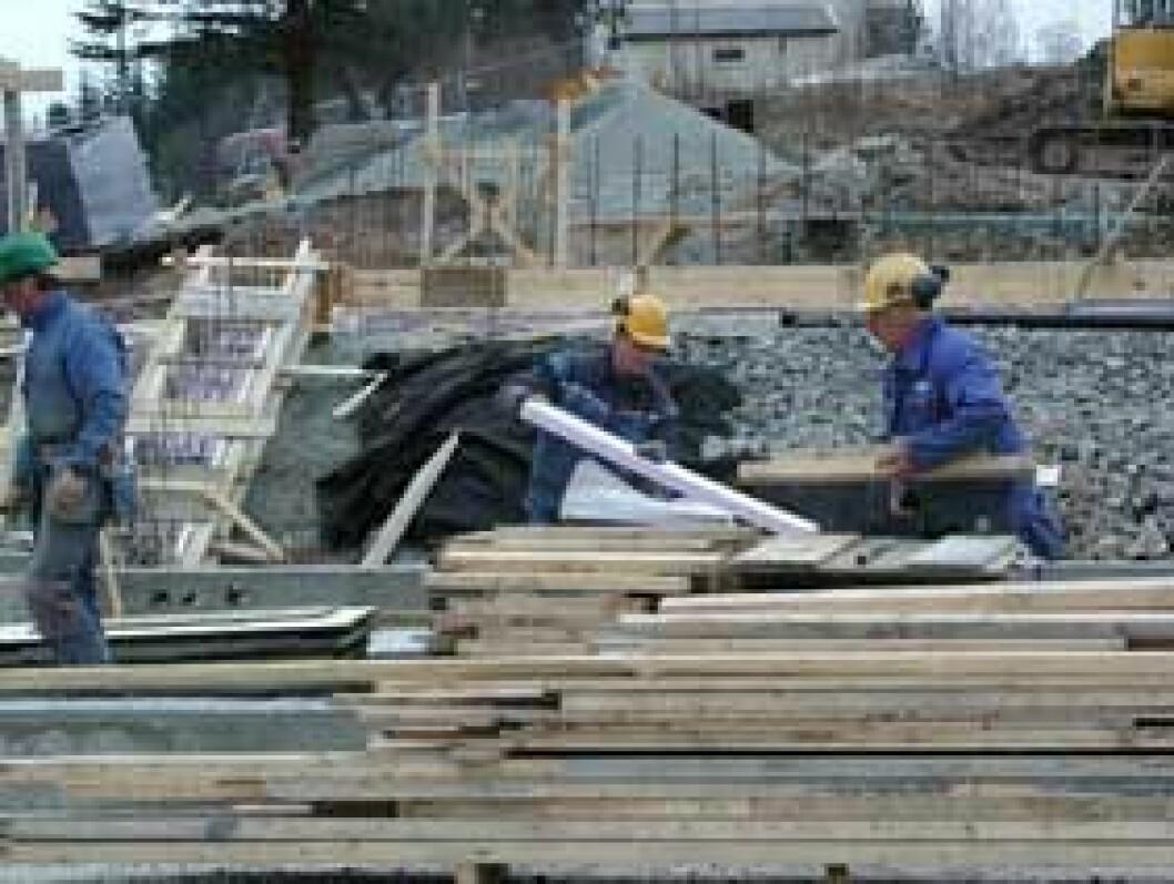 Bygg og anlegg 1 (Foto: Jan Tveita)