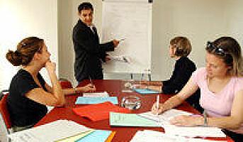 Lederopplæring kommer til kort