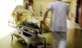 Aktive sykehus - et arbeidsmiljøprosjekt med vekt på fysisk aktivitet