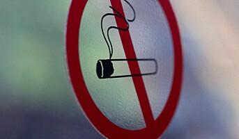 Røykeforbud ved Tusenfryd