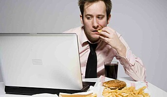 Spis fornuftig ved nattarbeid
