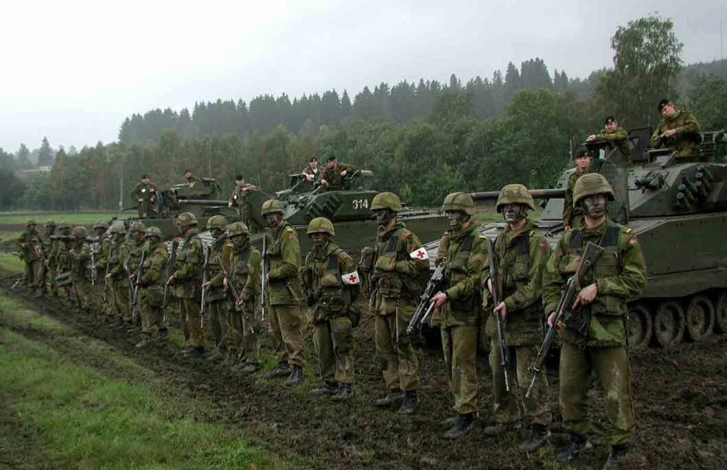 Forsvaret-2001
