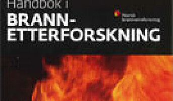 Håndbok i brannetterforskning