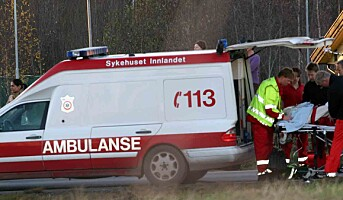 Nasjonal ambulansekontrakt til Kristiansand-firma