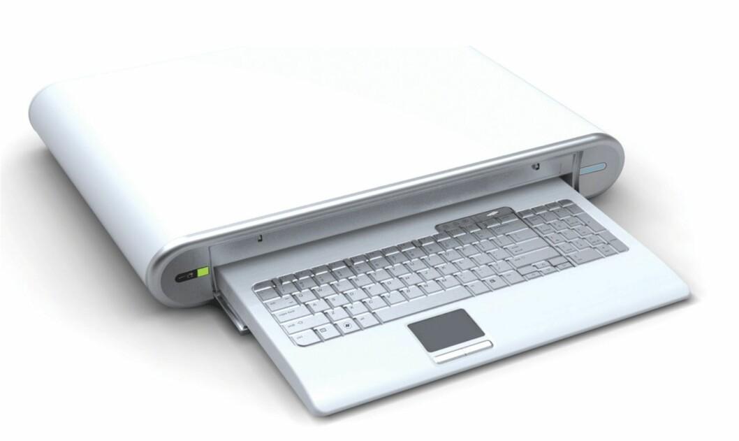 Bakteriefritt-tastatur