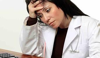 Stress gir plager, men ikke for tidlig død