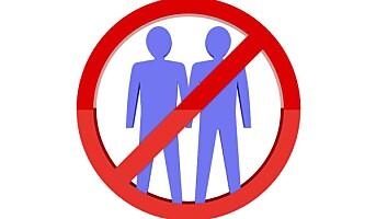 Seksuelle minoriteter diskrimineres i arbeidslivet