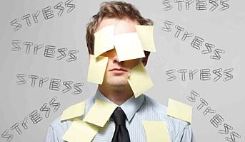 Vanlig å føle seg stresset etter ferien