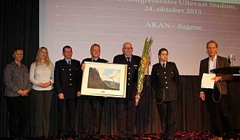 Akan-prisen til Tollregion Oslo-Akershus