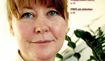 Årets siste HMS-magasinet snart i postkassen