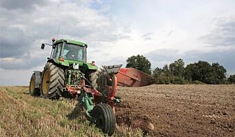 Bønder utsatt for ulykker