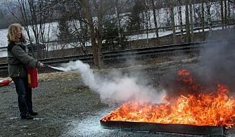 Brannvernforeningen korrigerer
