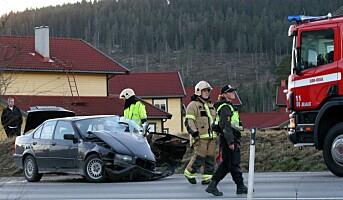 Skuffende om trafikksikkerhet