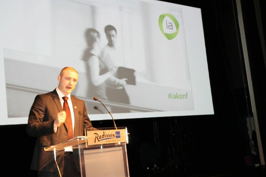 Robert-Eriksson-ASD-IA-konf
