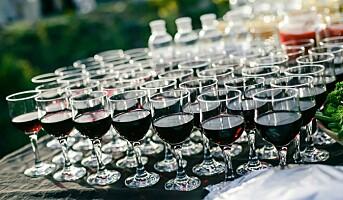 Jobbseminarer med alkohol er mindre effektive