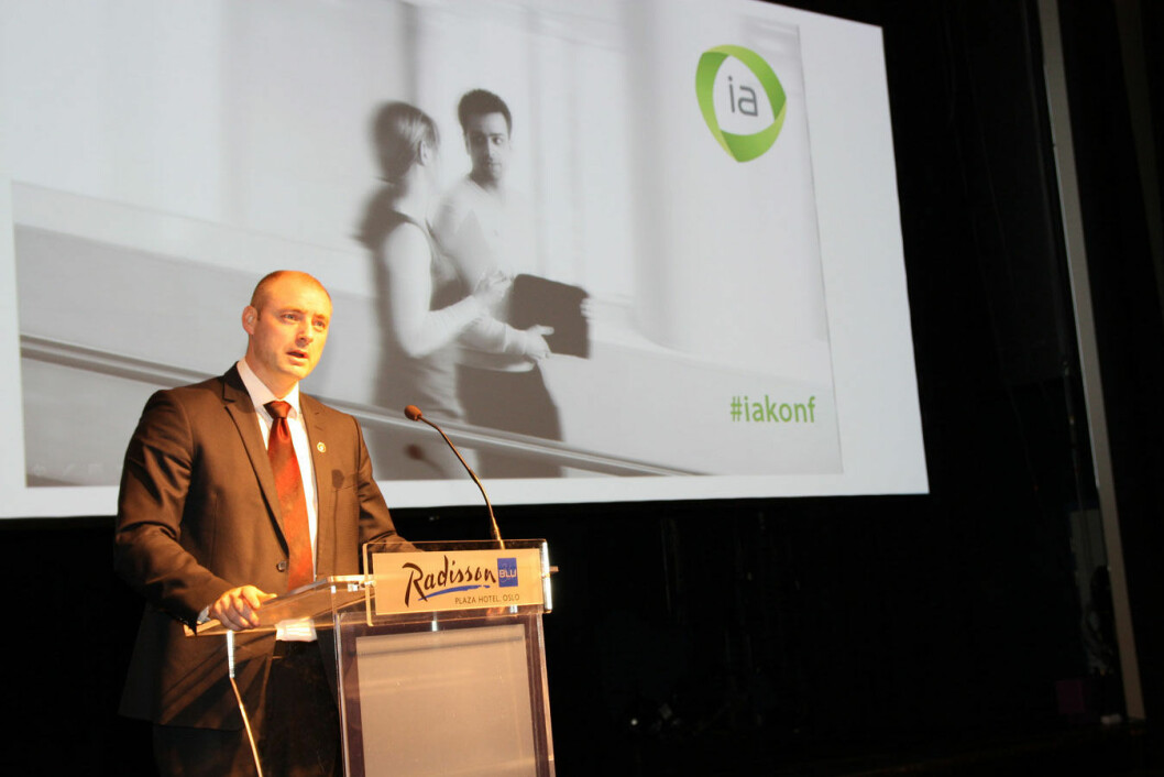 Robert-Eriksson-IA-konferan
