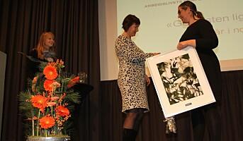 Årets Akan-pris til Kristiansund-barnehage