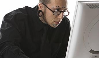 Arbeidsgivere velger jobbsøkere uten piercing