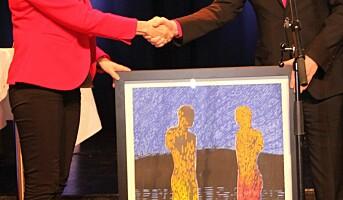 Mentorprogrammene til kirken vant seniorprisen