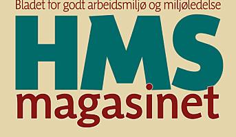HMS-magasinet i ny drakt på nett
