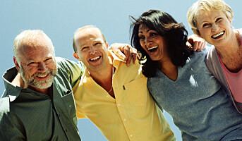 Bedre helse som pensjonist enn yrkesaktiv